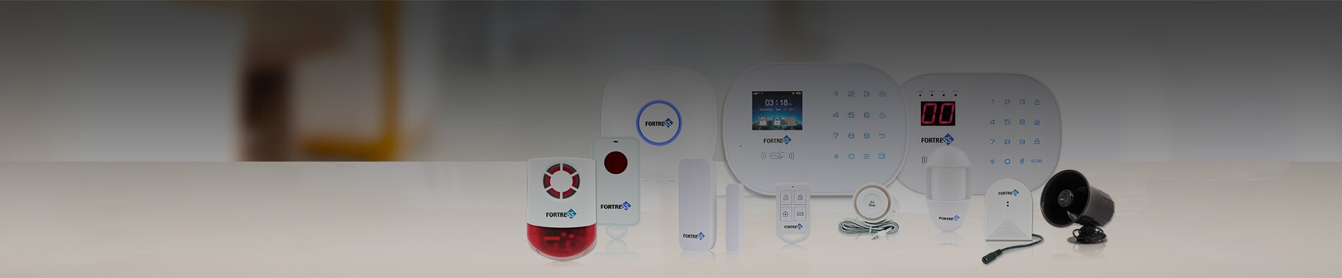 S03 3G/4G WiFi Security System