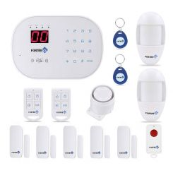 Home Security System - S03 WiFi Classic Kit Security Alarm System