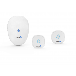 Fortress Wireless Doorbell - Type A Dual