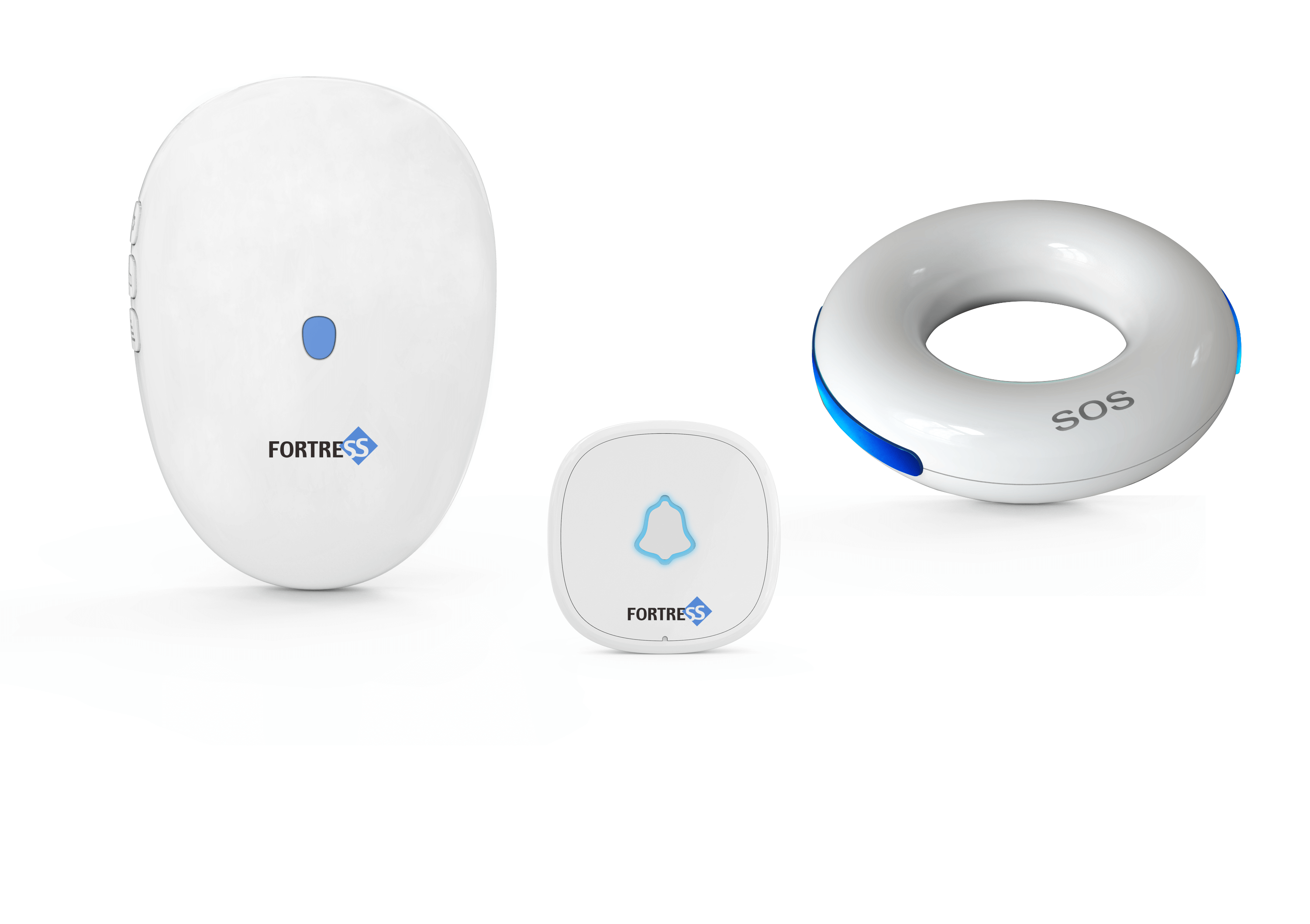 Fortress Wireless Doorbell - Type A SOS