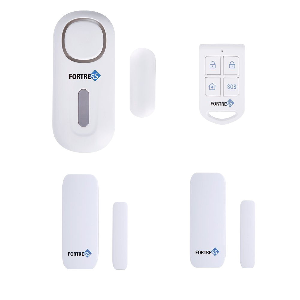 Fortress Safeguard Preferred Kit - Stand-Alone Alarm