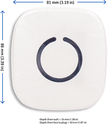 Fortress Wireless Doorbell