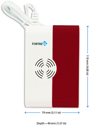 Fortress Gas Leakage Detector
