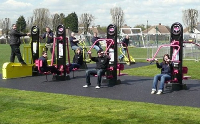 Outdoor gyms help you invest in a healthier lifestyle while constructing better parks and stronger communities.